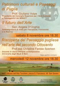 Manifestoconferenze8 12novembreMAT