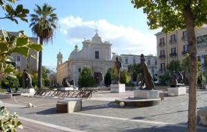 Piazza Giordano Foggia