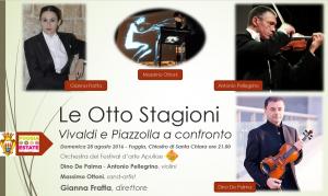 Protagonisti Le Otto Stagioni