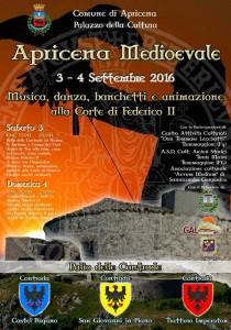 Apricena Medievale