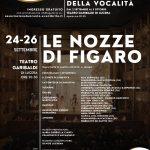 Le nozze di Figaro di Mozart al teatro Garibaldi di Lucera